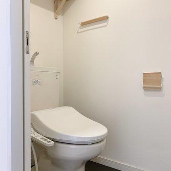 トイレも爽やか空間