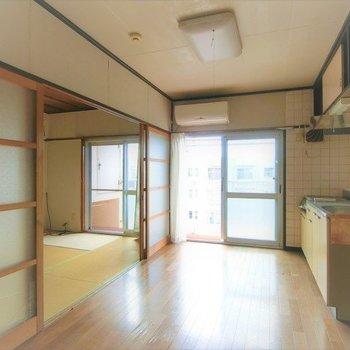 多摩川住宅 ハ-2
