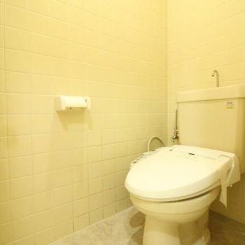 トイレは綺麗が大前提!