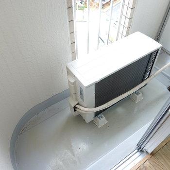 洗濯物は室内干しを!