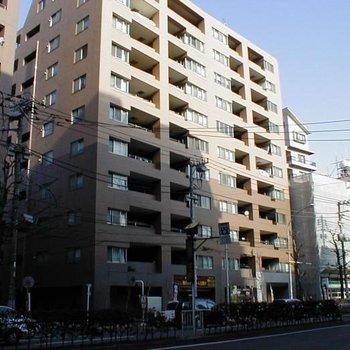 サンクレイドル横濱