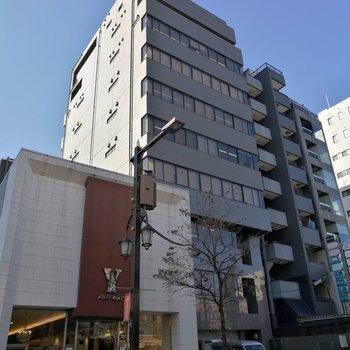 神楽坂 50.62坪 オフィス