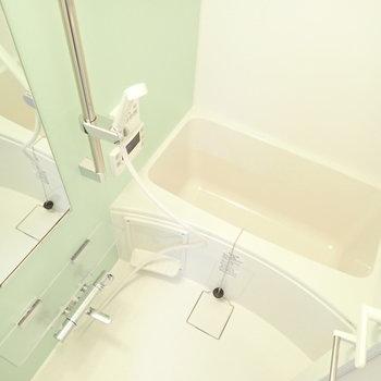 爽やかなお風呂です。