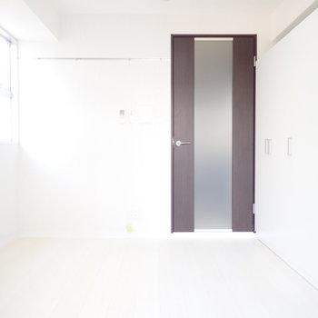 シンプルなお部屋です!