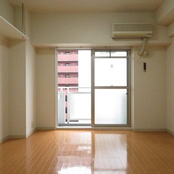 どんな家具を置きましょう(※写真は5階の同間取り別部屋のものです)