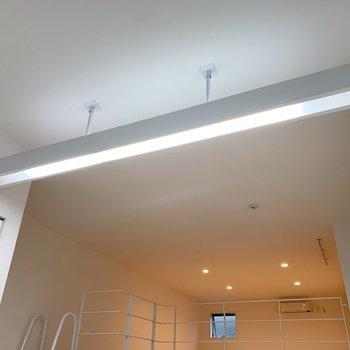 【Bedroom】ライトがかっこいい!