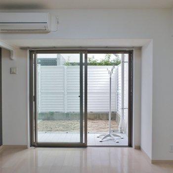 シンプルで使いやすいお部屋。