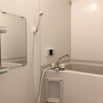 続いて水回りを。浴室乾燥付きです◎