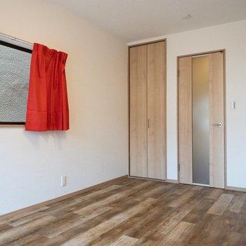 【洋室1】2階は家族団欒の空間として。