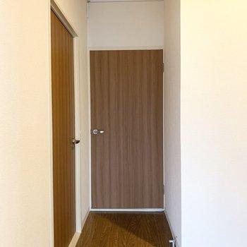 さて、2つの洋室も見ていきましょう。