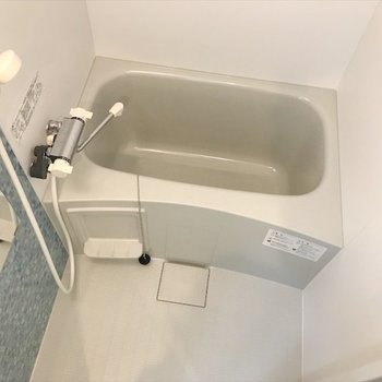 浴槽乾燥機付き。