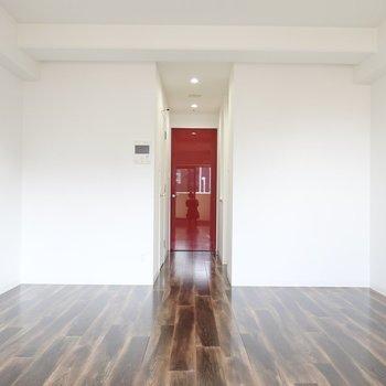 床もドアも私もピカピカ