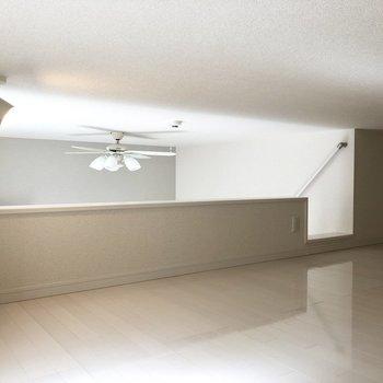 天井は低め。頭をぶつけないようにご注意を。
