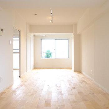 シンプルデザインが美しい1LDK※前回工事したお部屋の写真です