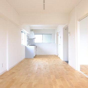 こだわりのソファにお気に入りの雑貨、こだわりの空間に※前回工事したお部屋の写真です