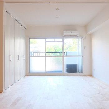おひさま×無垢は最強です。※前回工事したお部屋の写真です。