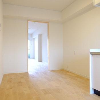 玄関入るとこの風景※前回工事したお部屋の写真です。