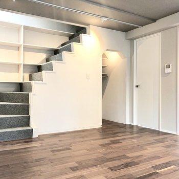 階段が私のLibrary