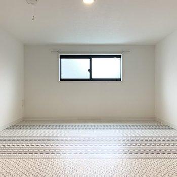 【ロフト】広々した空間!ベッドルームにしようか、趣味の空間にしようか…