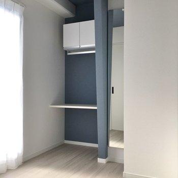 寝室も明るいです★※写真は同タイプの10Fのお部屋。