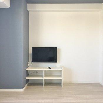 なんとTV付きのお部屋!!!※写真は同タイプの10Fのお部屋。