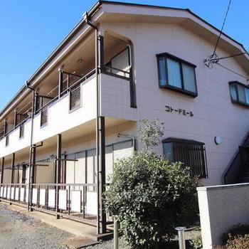 東所沢7分アパート