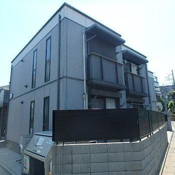 高円寺6分アパート