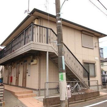 東村山7分アパート