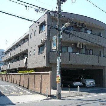 東武練馬3分マンション