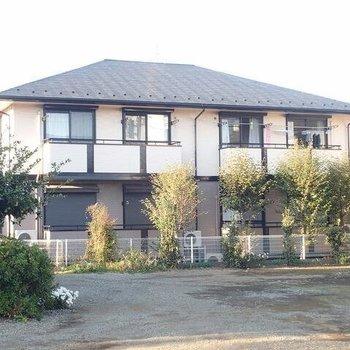 東所沢8分アパート