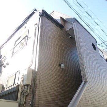 笹塚11分アパート