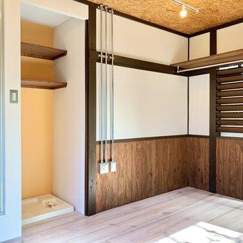 360度かわいいお部屋です。