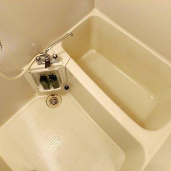 スタンダードなお風呂です。温度調節はお好みで。