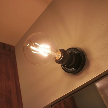 電気、、、、めっちゃいい、、、!※写真は1Fのお部屋。
