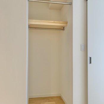 【LDK】ちょっとした収納スペース。