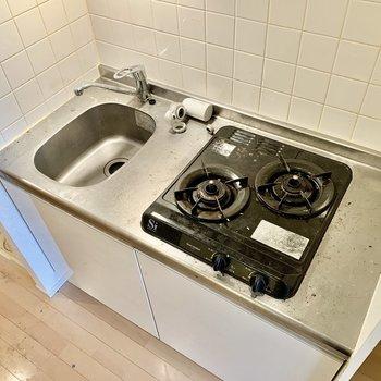 調理台を用意するのも良さそうかな。