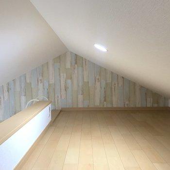 寝室や収納スペースなど様々利用できますね。※写真は2階の同間取り別部屋のものです