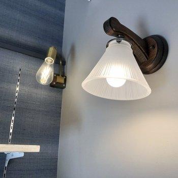 【ディテール】さて、どこにあるランプか内覧時にそれぞれ探してみてくださいね