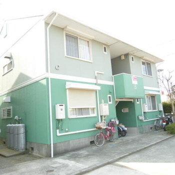 湘南台8分アパート