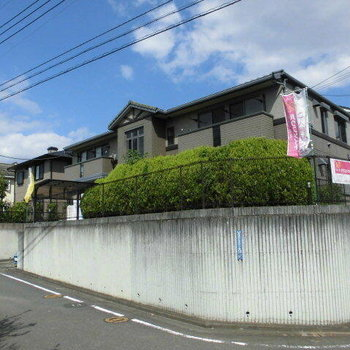 長津田15分アパート
