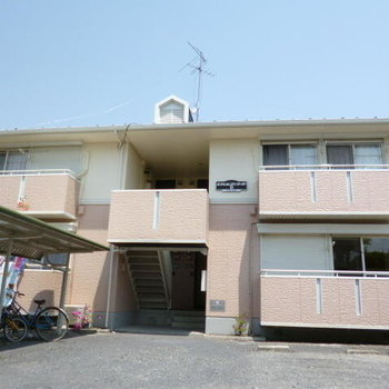 入谷13分アパート