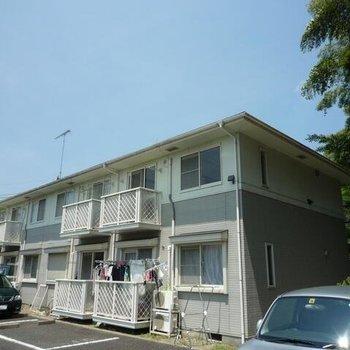 柿生7分アパート