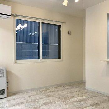 エアコンや暖房設備も充実
