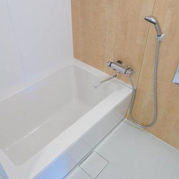 お風呂も大きくゆったりと!※写真は似た間取りのものです