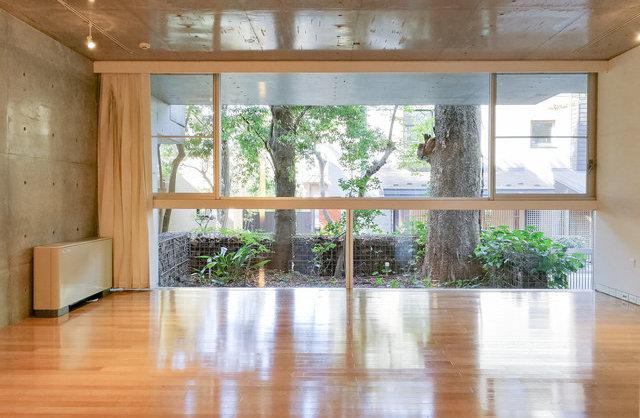 羽根木インターナショナルガーデンハウスのお部屋