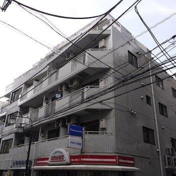 朝日プラザ北新宿