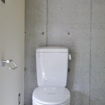おトイレは同室のアメセパタイプ※写真は同タイプの別部屋