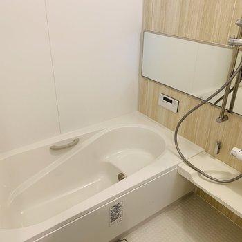 広々〜浴室♪