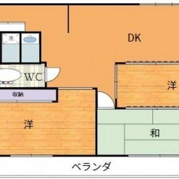 牛田ウィーレストマンション