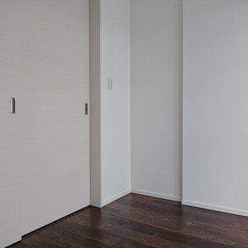 部屋を分けて使うことも可能です。※写真は前回募集時のものです